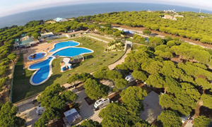 Camping Doñana Playa