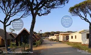Doñana: Cabañas y bungalows